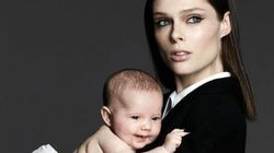 Coco Rocha And Baby Ioni Land Their First Photo