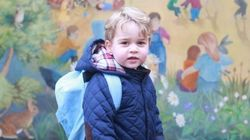 Prince George Has Most Adorable Name For The