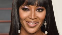 Naomi Campbell Awarded At Black History Month Gala In