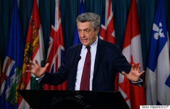 Filippo Grandi, UN Refugee Chief, Calls Canada A Model For The