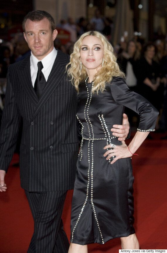 Madonna, Guy Ritchie Implored To Resolve Custody Battle By British