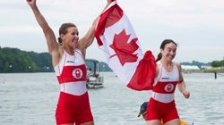 Liz Fenje and Katherine Sauks Bring Canada Another Gold Medal At Pan Am