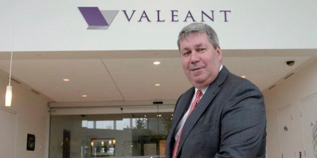 J. Michael Pearson, Valeant CEO, Leaving Company, But Board Director Won't