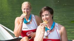 Canadian Rowers, Paddlers Add 8 Medals To Our