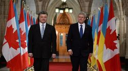 Harper Scores One Of Ukraine's Biggest