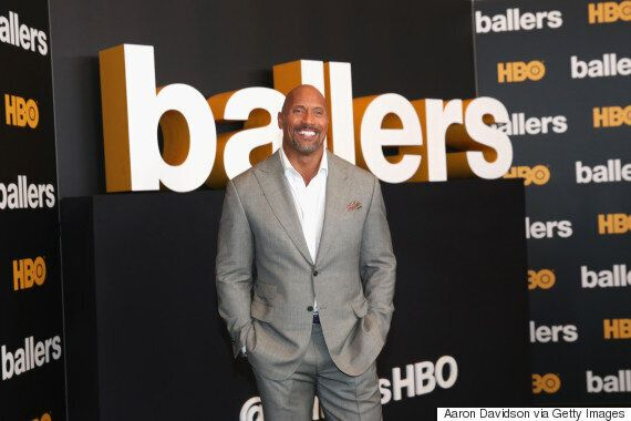 Dwayne Johnson Tops Forbes' Highest-Paid Actor List With US$64.5