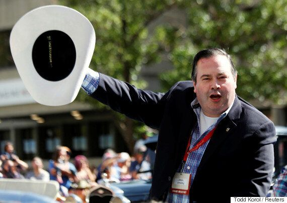 Jason Kenney's Campaign Corp Is Anything But A