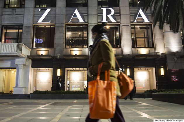 Zara Is Being Sued For $5 Million Over 'Deceptive'