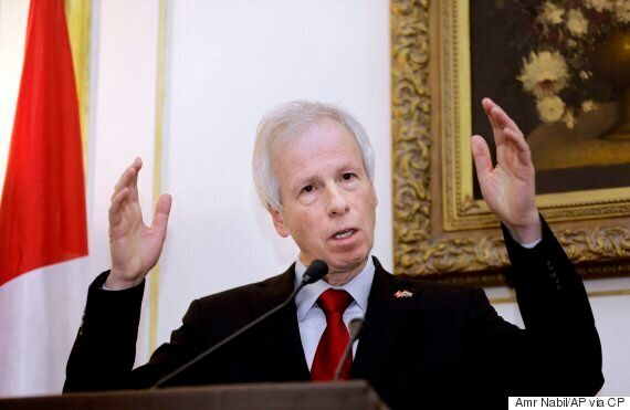 Stephane Dion To France? Foreign Affairs Minister Says He's Not Interested In