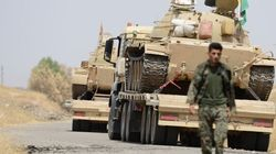 Canadian-Trained Kurdish Forces Won't Clear ISIL From City Of