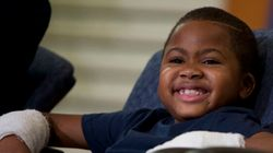 First Child With Double-Hand Transplant Is Inspiring Us