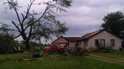 Possible Tornado Leaves Injuries, Damaged Homes In Windsor,