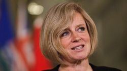 Notley Says Austerity Measures Would Make Alberta's Deficit