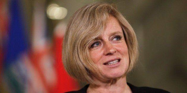 Rachel Notley Says Austerity Measures Would Make Alberta's Deficit