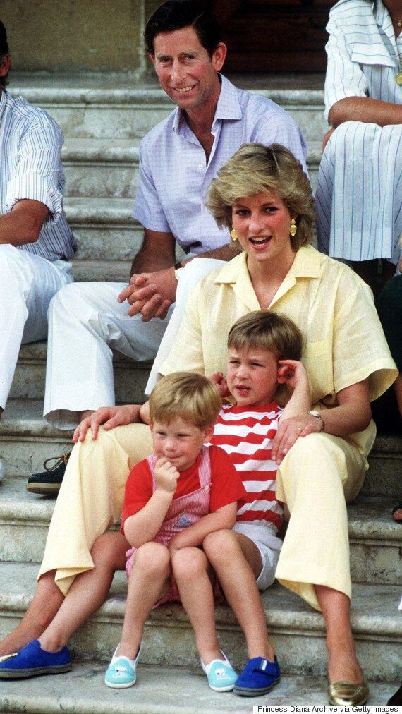 Princess Diana Had The Cutest Nicknames For William And