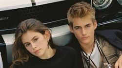 Cindy Crawford's Kids Land A Sweet Modelling