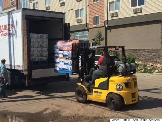 Fort McMurray Food Bank Loses $200,000 Of Food After Warehouse