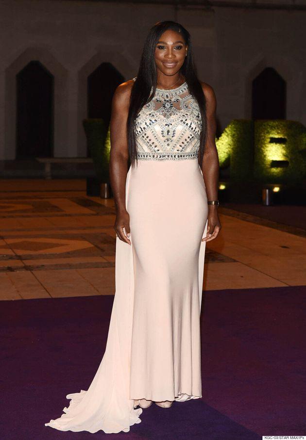 Serena Williams Stuns At Wimbledon Champions'