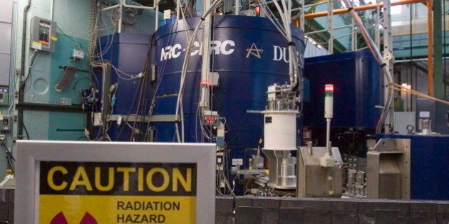 Canada's New Plan For Medical Isotopes Risks Delays, Memo