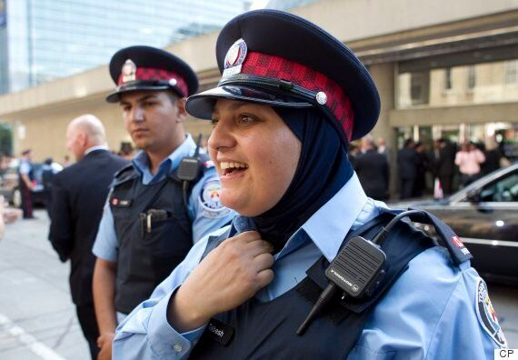 RCMP Approves Hijab As Part Of Mounties'