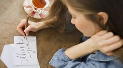 Handwritten Notes Mean More Than 'Thank You' In The Digital