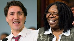 Whoopi Goldberg Praises 'Young Baby' Trudeau's Work On