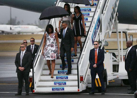 Obama's Cuba Visit Puts Acrimony In The