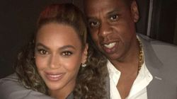 Beyonce And Jay Z Are On Their 'Suit And (No) Tie,'