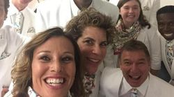 This #PanAm2015 Selfie Captured Some Of The Canadian Star Power. Just