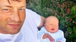 Jamie Oliver's Baby Name Is As Quirky As You'd