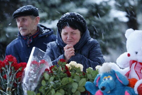 Russia Plane Crash Kills