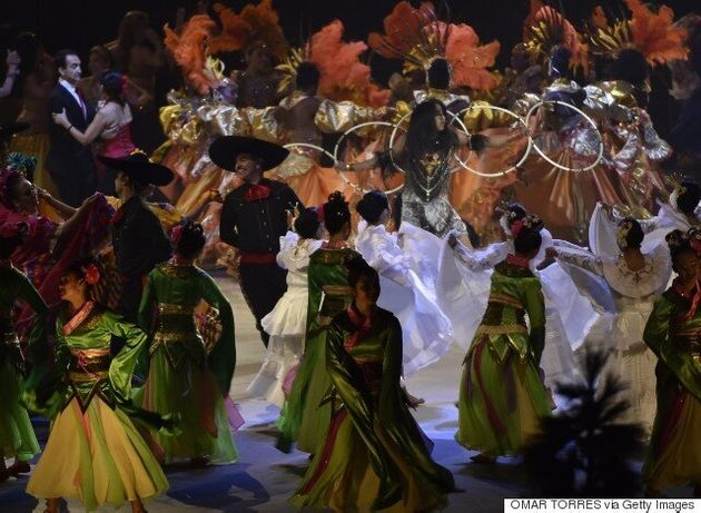 Pan Am Games 2015 Opening Ceremony Features Dance, Flame And Donovan