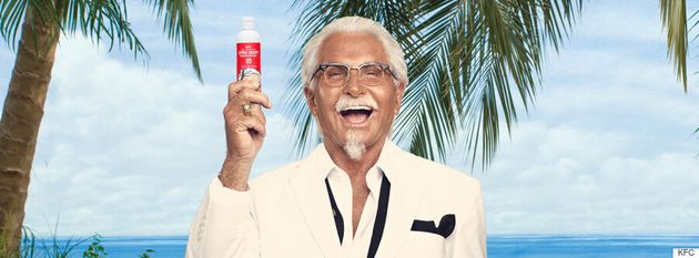 KFC Launches Fried Chicken-Scented
