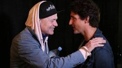 Downie's 'Touching' Words Echoed Across Country: