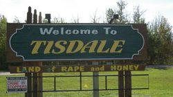 Saskatchewan Town Drops 'Land Of Rape And Honey'
