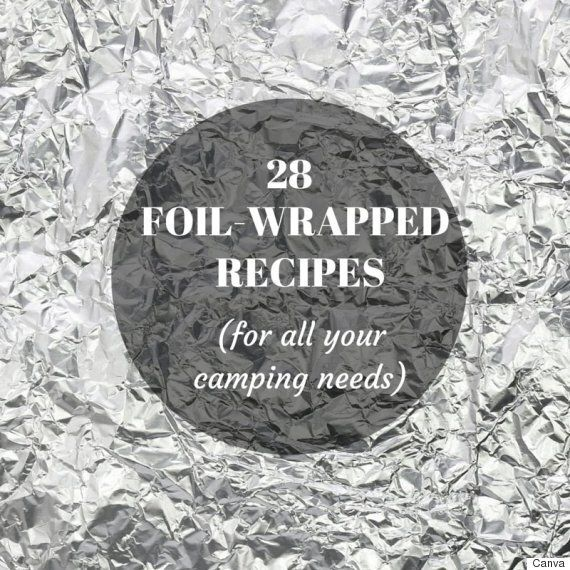 28 Foil Pack Recipes That Are Ready For The