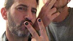 Men Can Wear Nail Polish Too And This Hashtag Proves