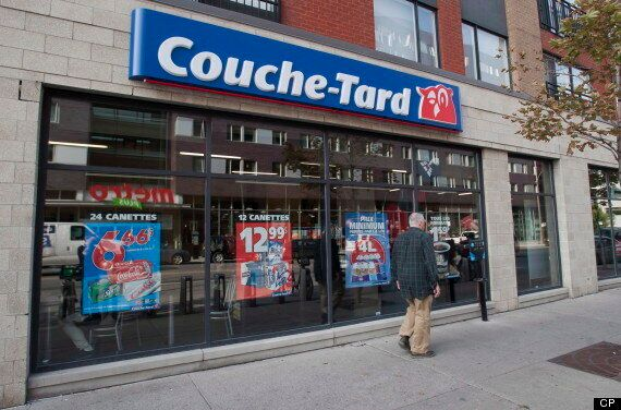 Couche-Tard Buys Texas Convenience Store Chain CST Brands For