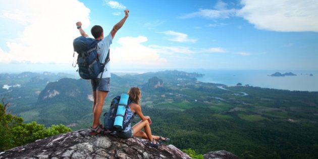Travel Should Be the Motivation to Live a Healthy
