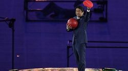Japan's Prime Minister Was Super Mario At The Rio Closing