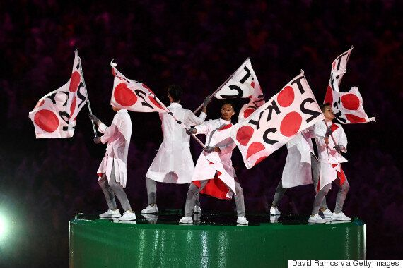 Japan's Prime Minister Features In Super Mario-Inspired Tokyo Olympic