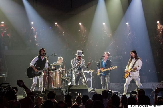 The Tragically Hip Final Show: One-Third Of All Canadians Tuned Into CBC