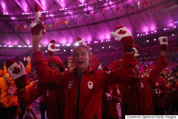 Penny Oleksiak Helps Team Canada Close Brilliant Rio