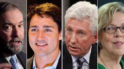 Harper-Less TV Debate Dates