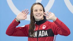 Penny Oleksiak Will Be Canada's Flag Bearer In Rio Closing