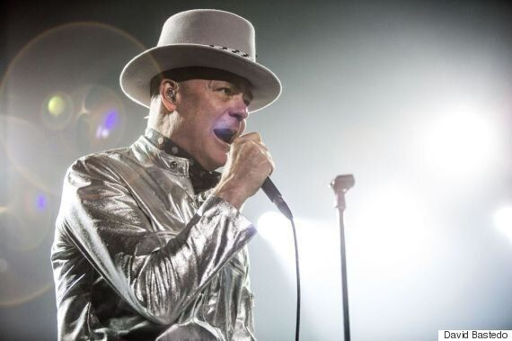 Tragically Hip Show 'Fully Completely' Stuffed With Fan
