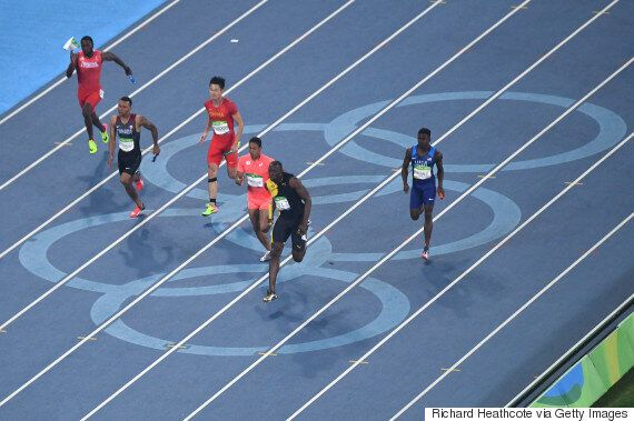 Andre De Grasse Only Canadian To Win 3 Sprint Medals In The Same