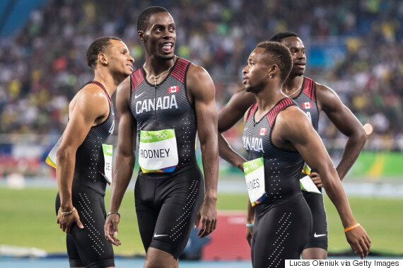 Canada Takes Bronze In Men's Relay After Surprise