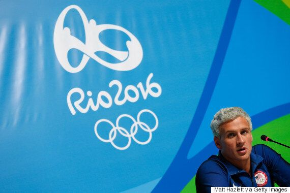 Questions Loom About Ryan Lochte's Future After Rio Vandalism