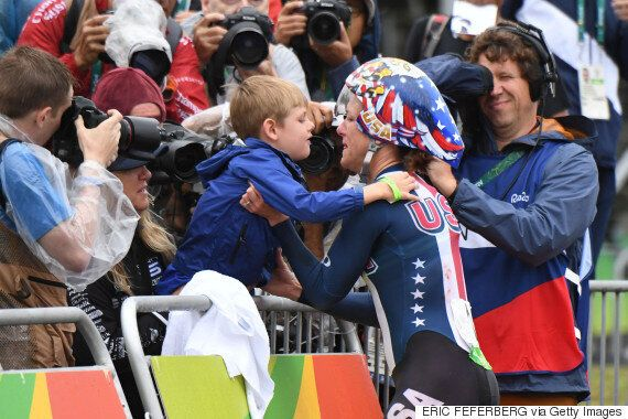 Rio Olympics 2016: Most Endearing Parenting Moments At The Summer